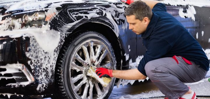 Different types of car detailing services